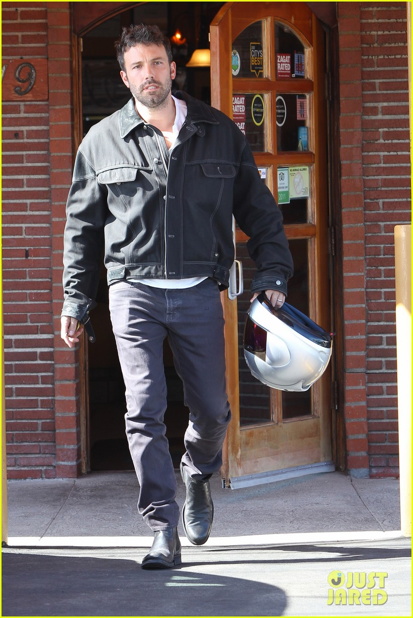 ben affleck culver city motorcycle man 072729891