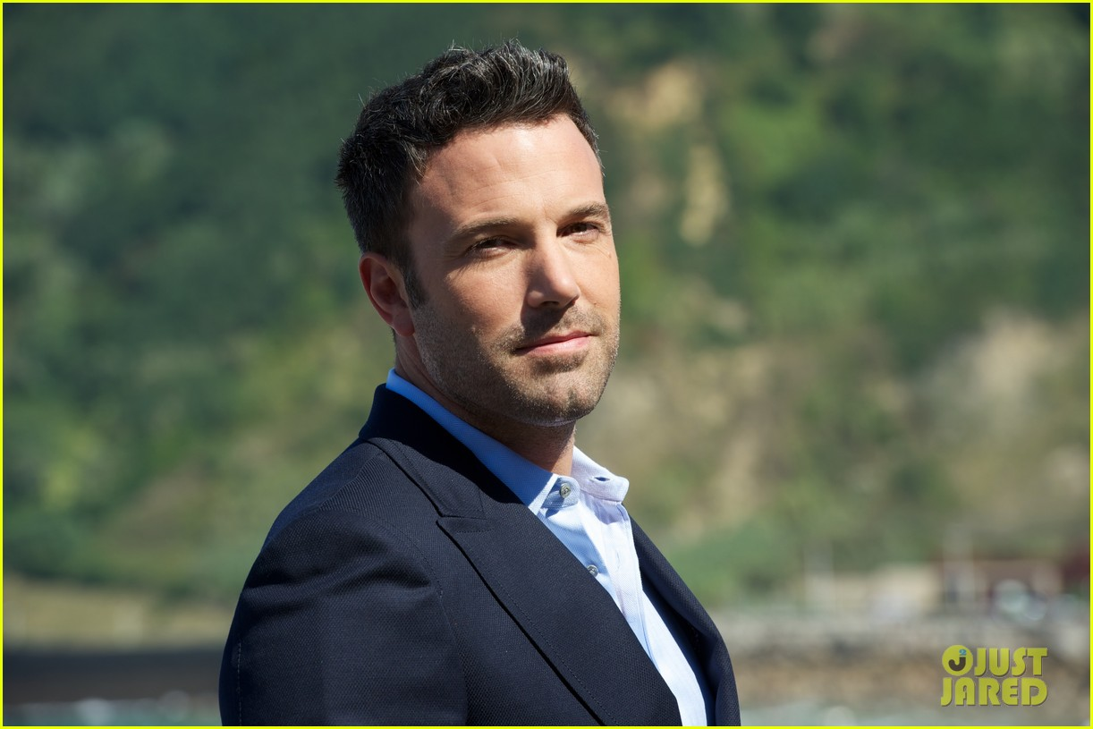 ben affleck argo photo call san sebastian film festival 20