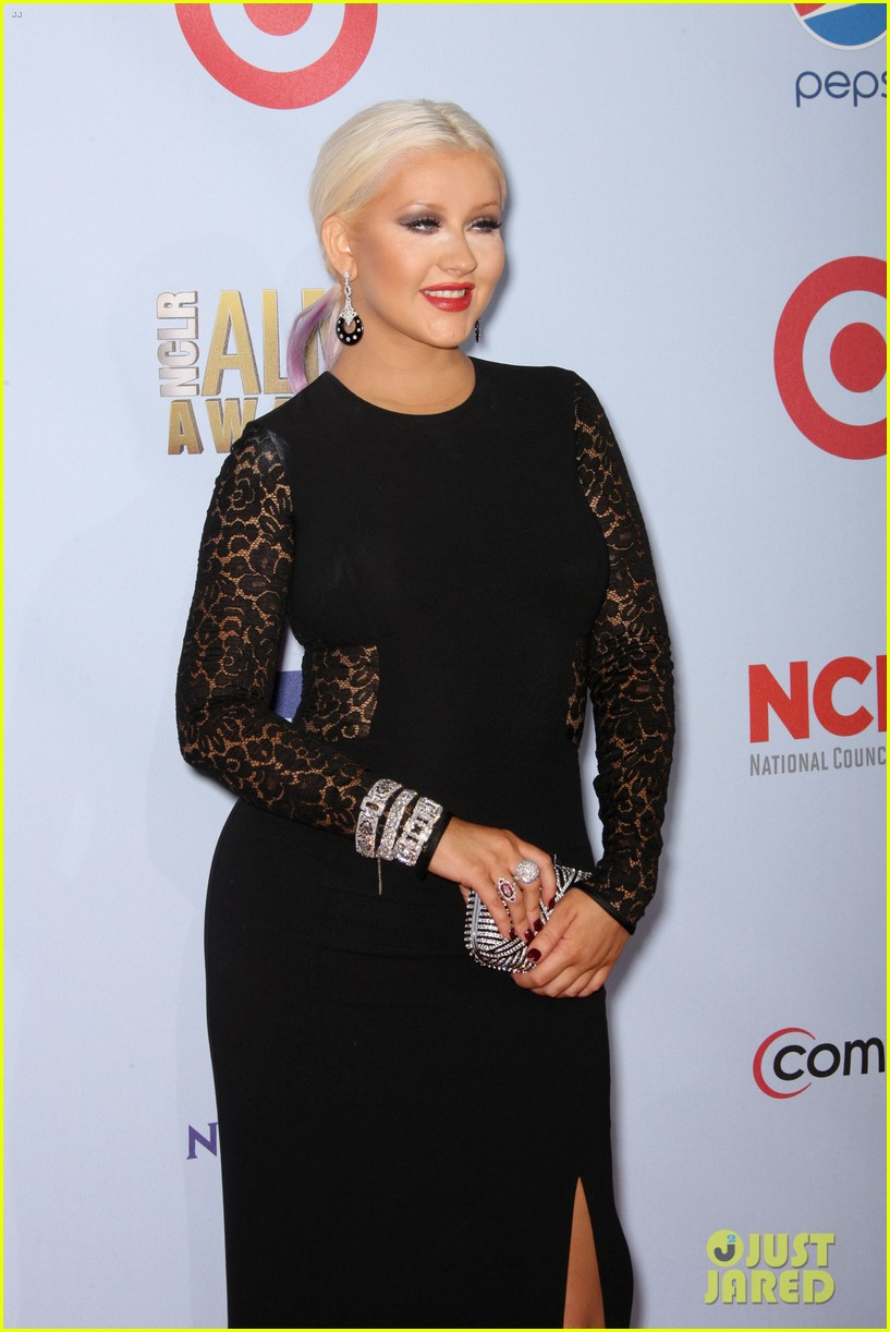 aguilera alma awards 08