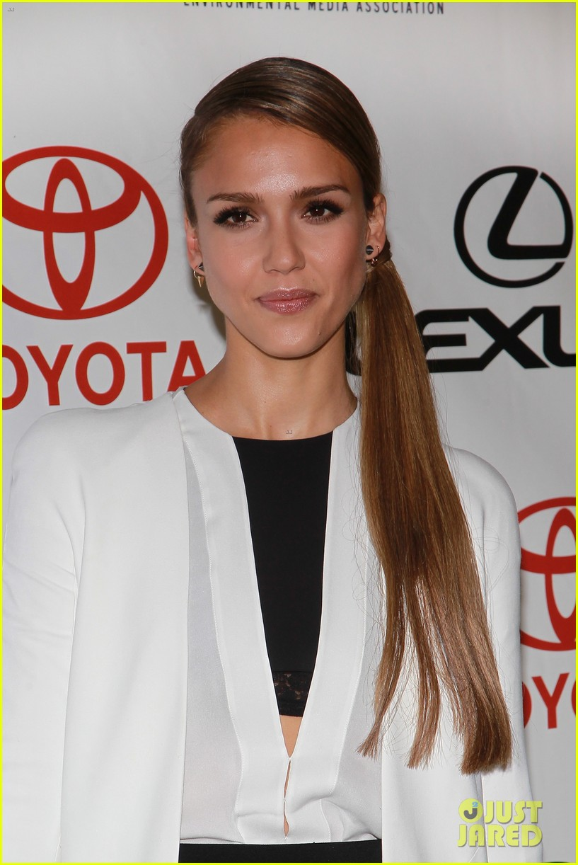 jessica alba cash warren environmental media awards 20