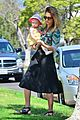 jessica alba afternoon with honor haven 06