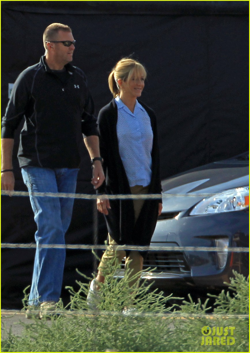 jennifer aniston were the millers set 07