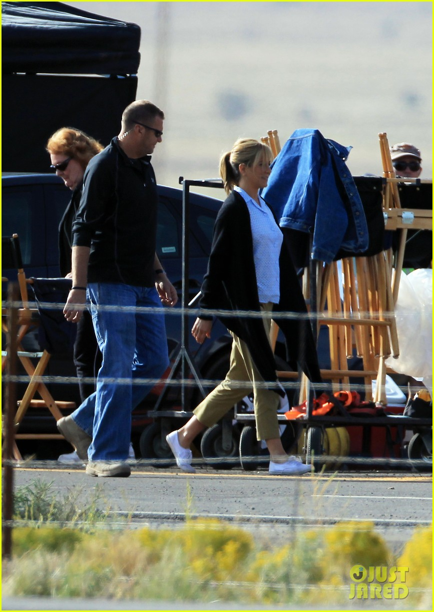 jennifer aniston were the millers set 09