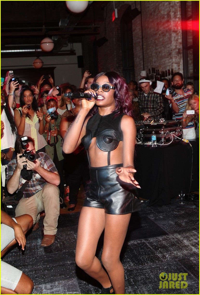 azealia banks spin refinery performance 01