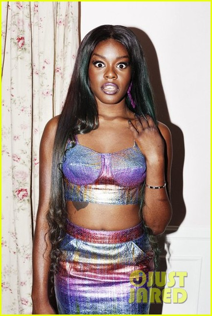 azealia banks spin refinery performance 052715524