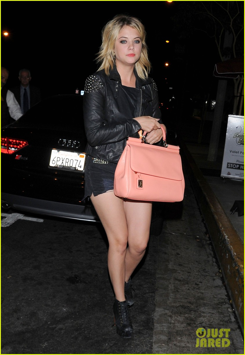 ashley benson bootsy bellows babe 01