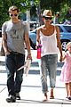 halle berry olivier martinez karate birthday party with nahla 05