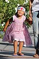 halle berry olivier martinez karate birthday party with nahla 10