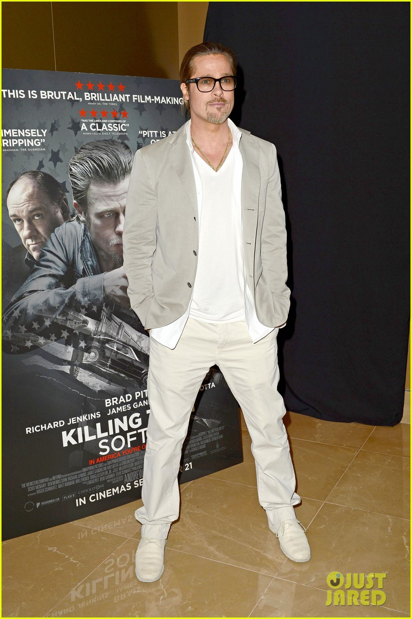 brad pitt killing them softly screening 012715540