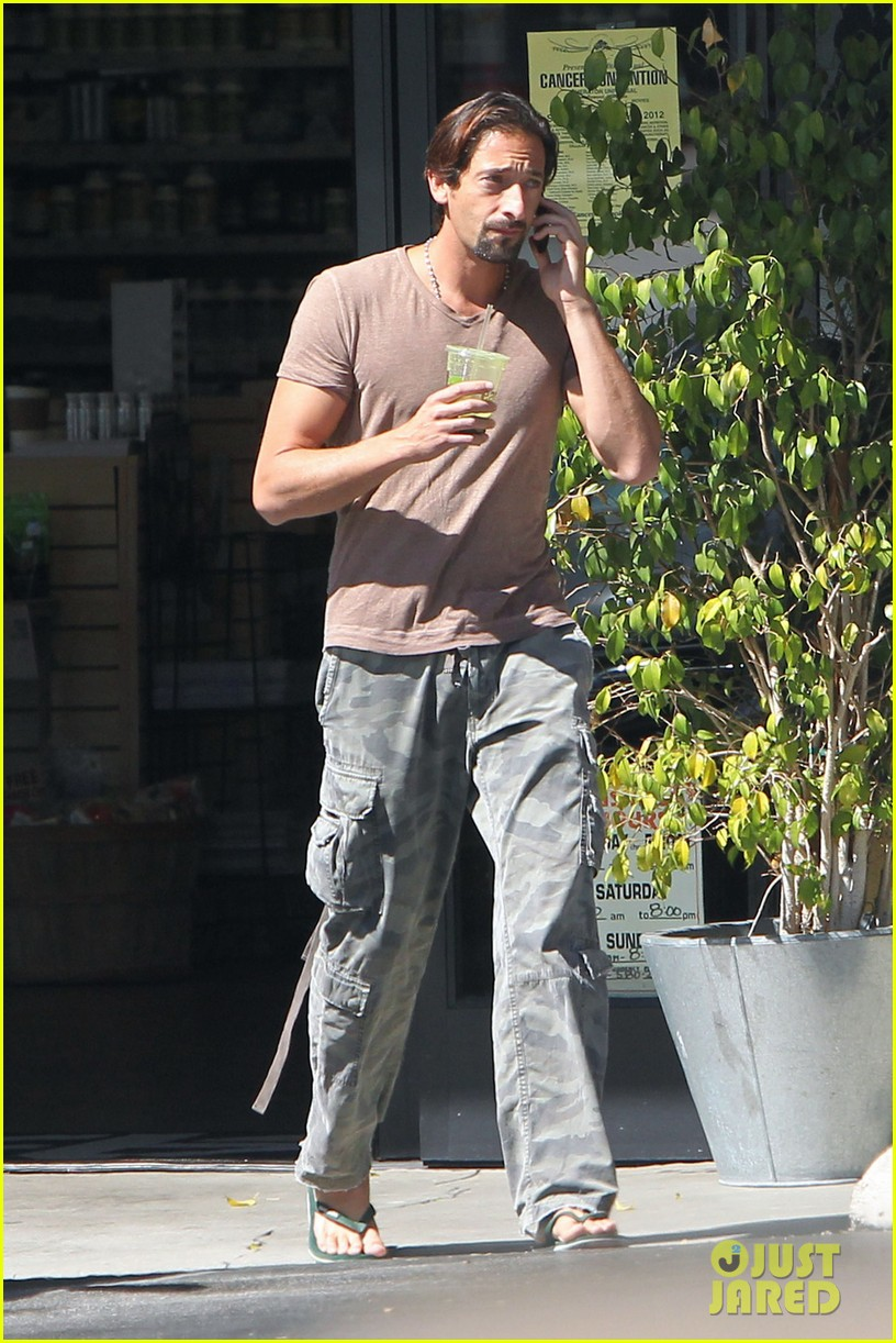 adrien brody down time after motor city shut down 04