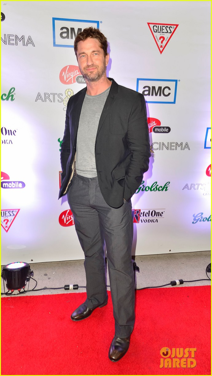gerard butler iceman tiff after party 012719306