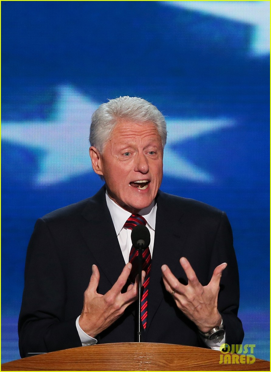 watch bill clinton speech at democratic national convention 02