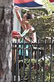 bradley cooper leaves zoe saldana house 28
