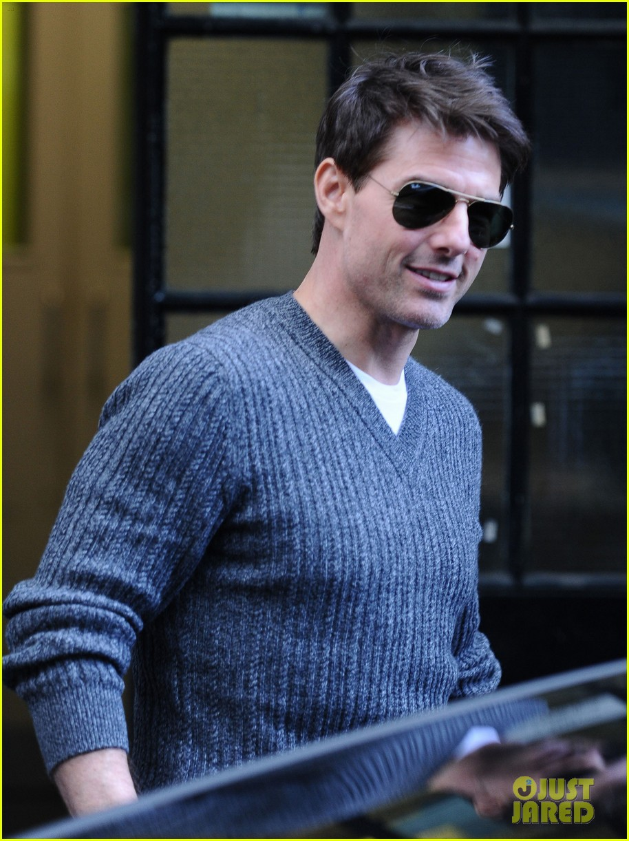 tom cruise london office building 012721154
