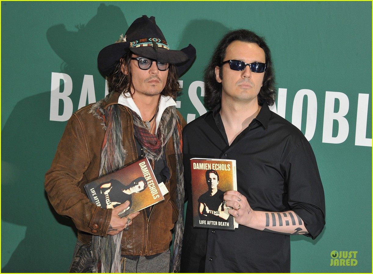 johnny depp damien echols book discussion 07