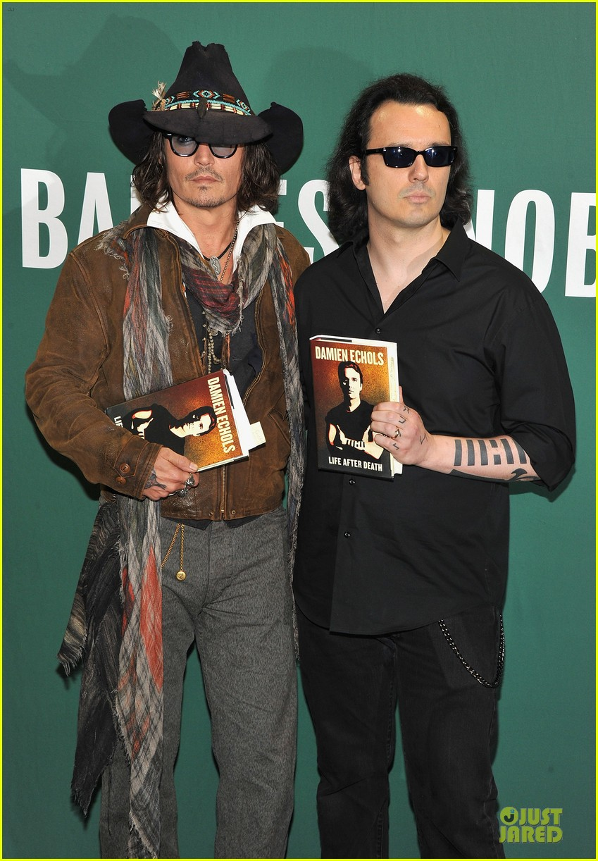 johnny depp damien echols book discussion 09