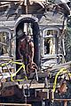 johnny depp armie hammer lone ranger set 10
