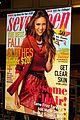 nina dobrev seventeen magazine signing 11