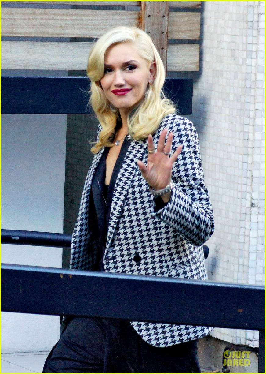gwen stefani no doubt answers twitter questions 02