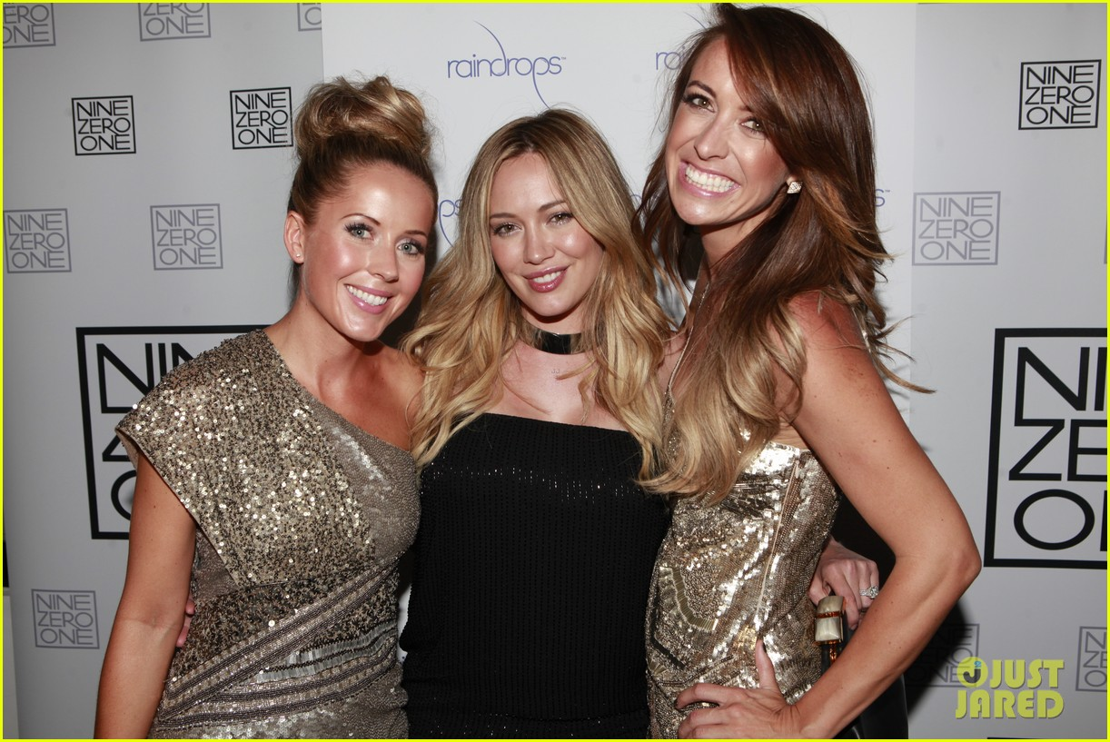 hilary duff raindrops nine zero one salon 03