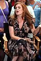 kirsten dunst isla fisher lizzy caplan good morning america gals 14