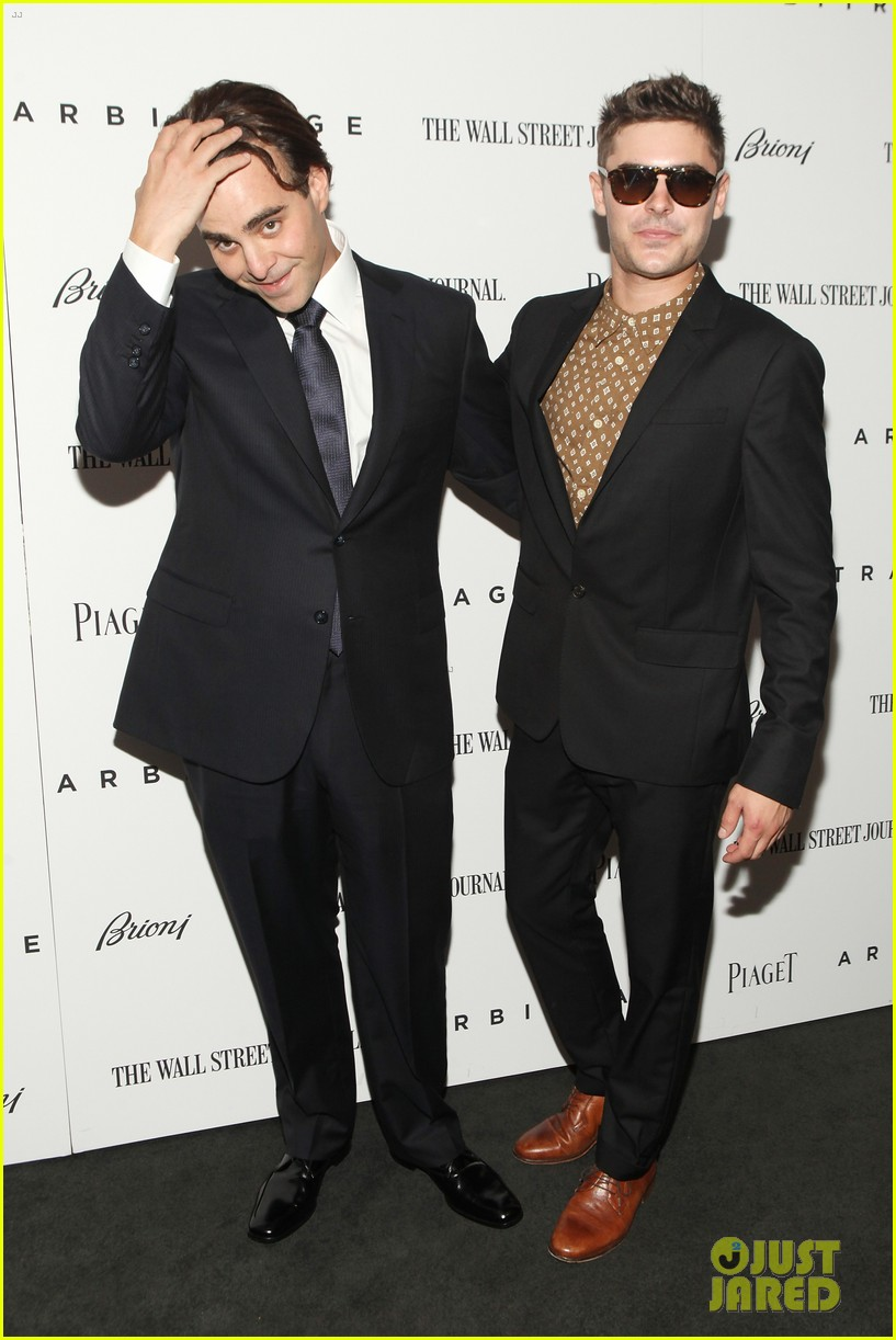 zac efron arbitrage premiere new york city 182721678