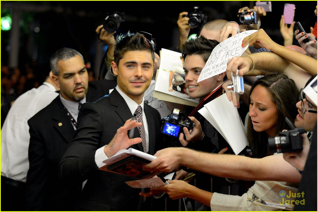 efron at any price tiff premiere 05