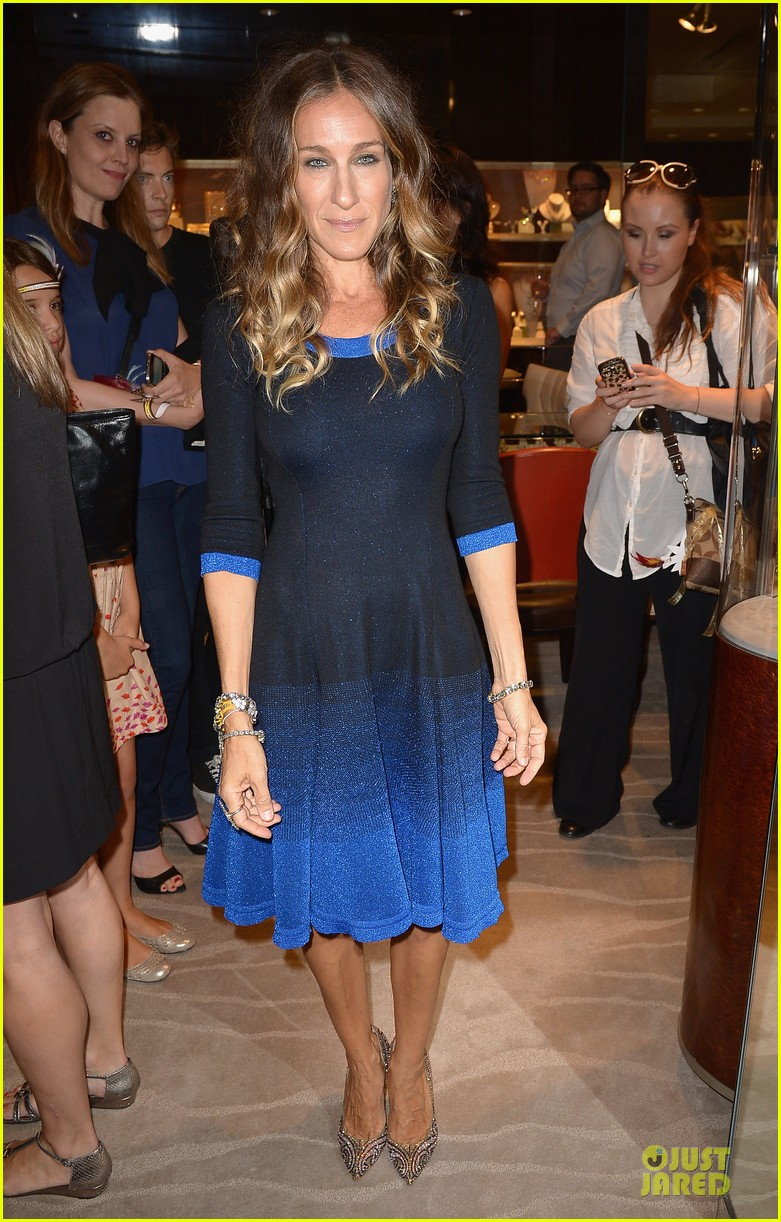 sarah jessica parker fred leighton fno new 08