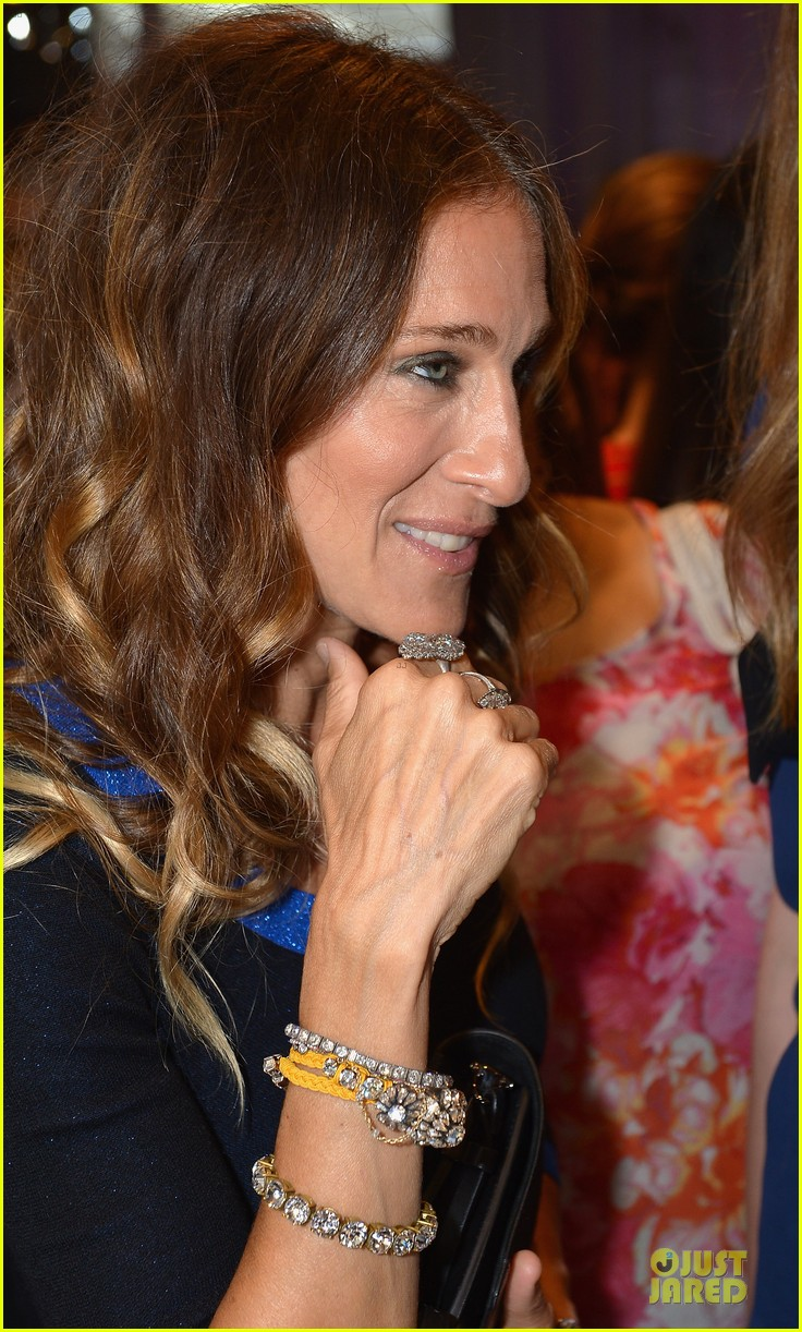 sarah jessica parker fred leighton fno new 092716119