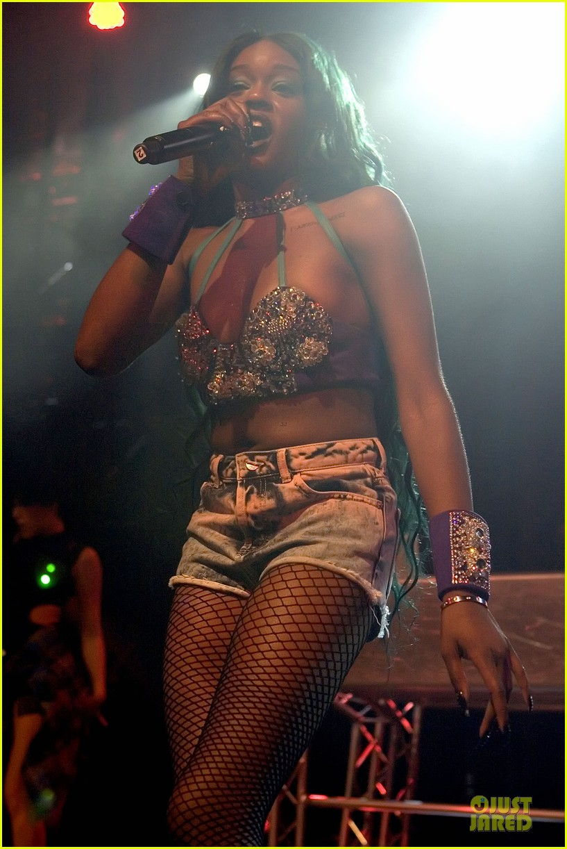 azealia banks glasgow headlining act 14