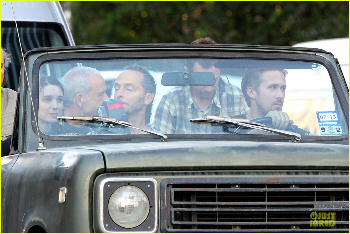 ryan gosling rooney mara untitled terrence malik project set 13