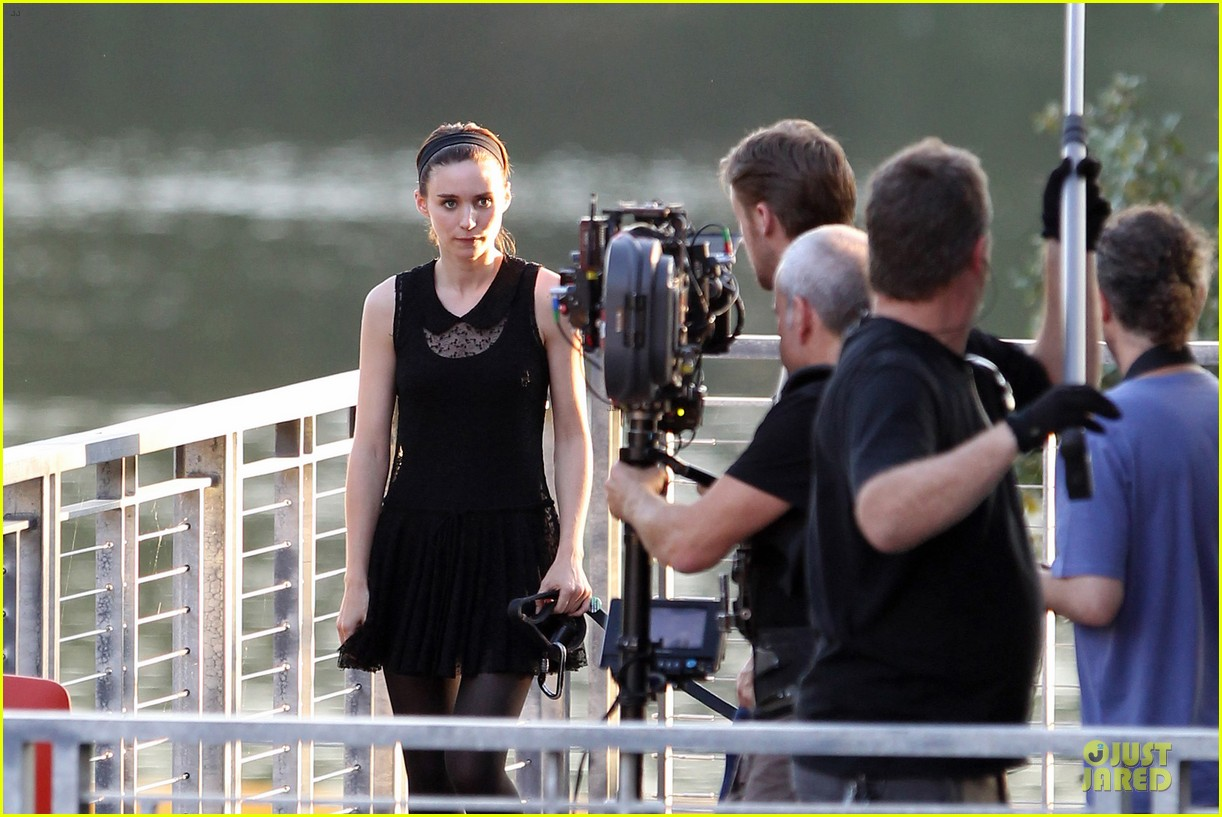 ryan gosling rooney mara untitled terrence malik project set 22
