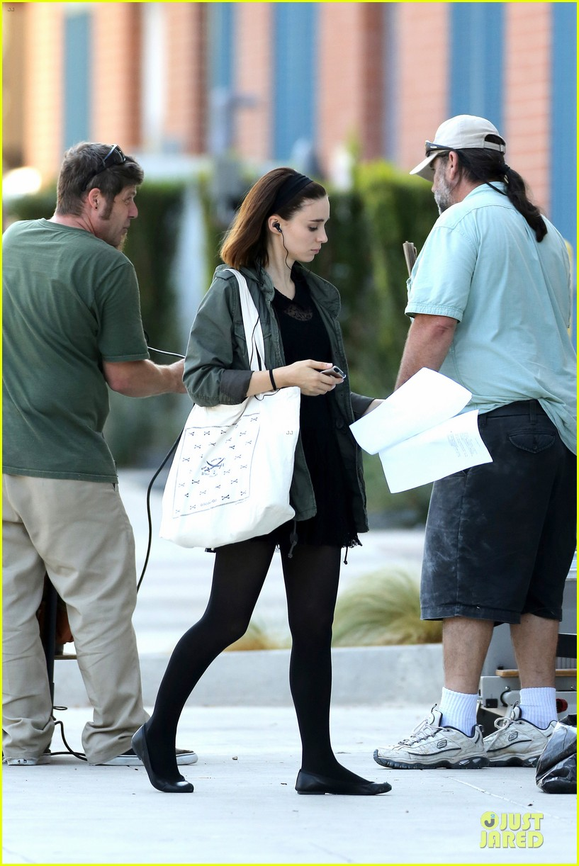 ryan gosling rooney mara untitled terrence malik project set 36