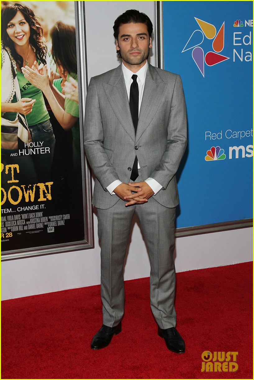 maggie gyllenhaal viola davis wont back down premiere 13
