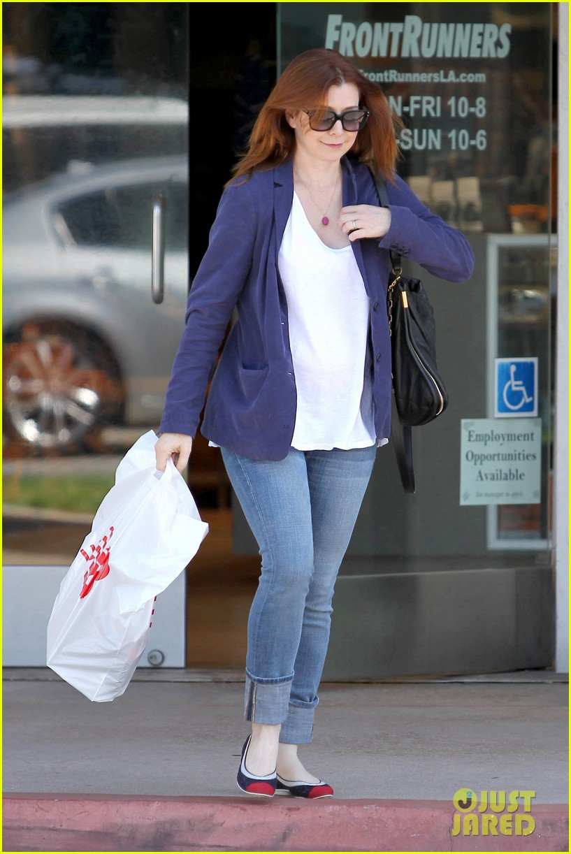 alyson hannigan how i met your mother ratings in 09