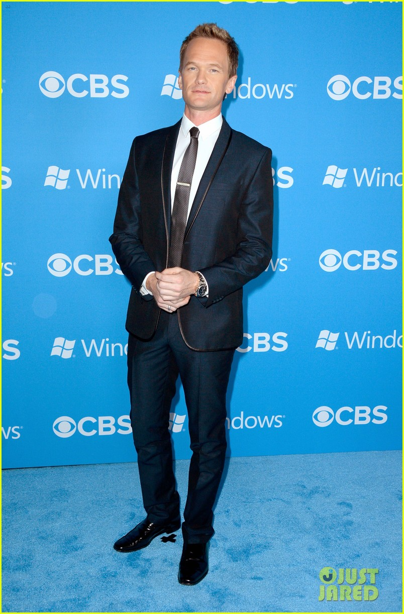 neil patrick harris cobie smulders cbs 2012 fall premiere party 03