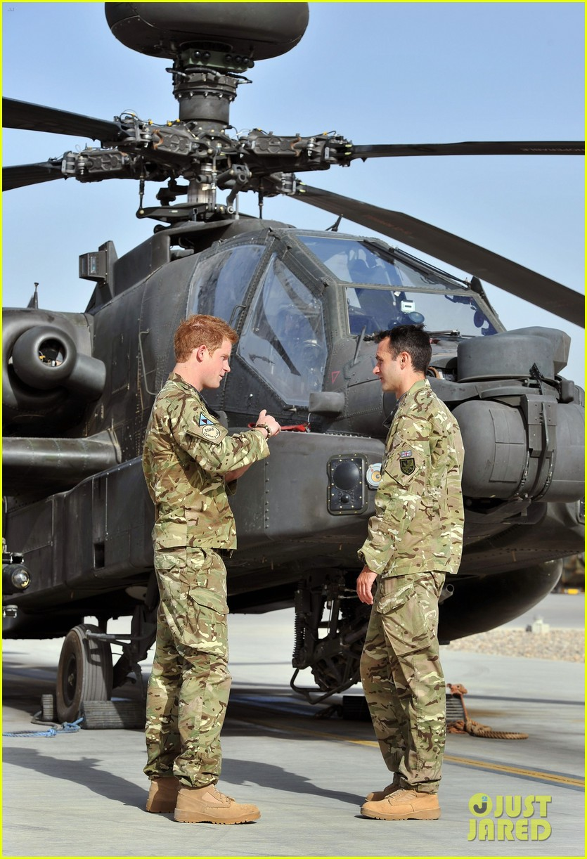 prince harry deployed afghanistan 022716234
