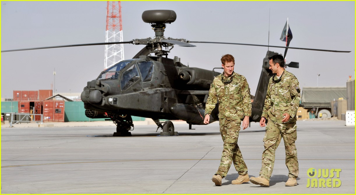prince harry deployed afghanistan 04