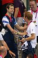 prince harry paralympics swimming spectator 27