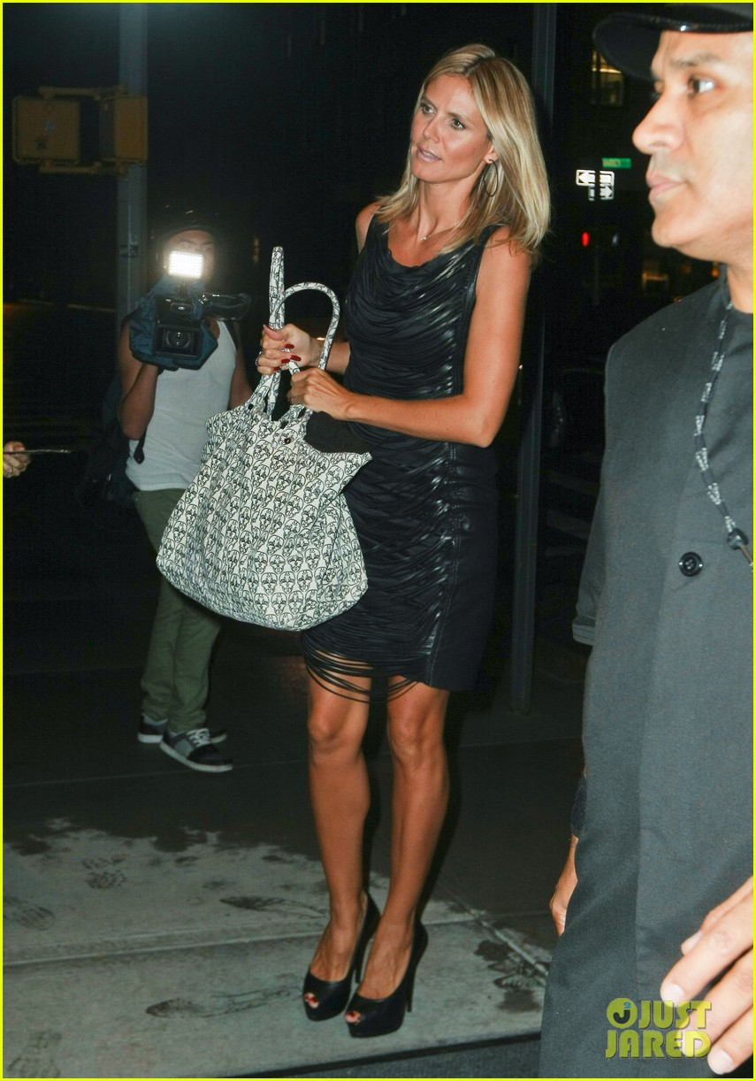 heidi klum christian siriano boutique opening 23