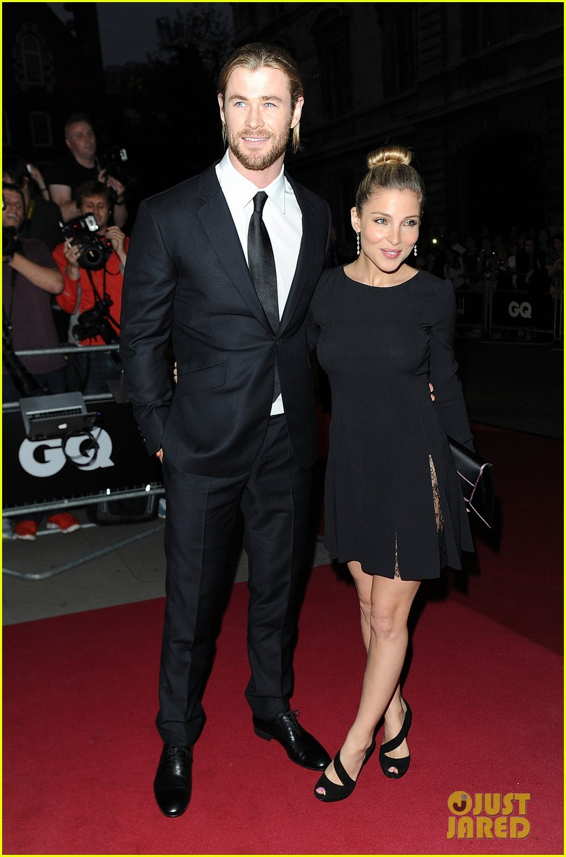 chris hemsworth elsa pataky gq men of the year awards 04