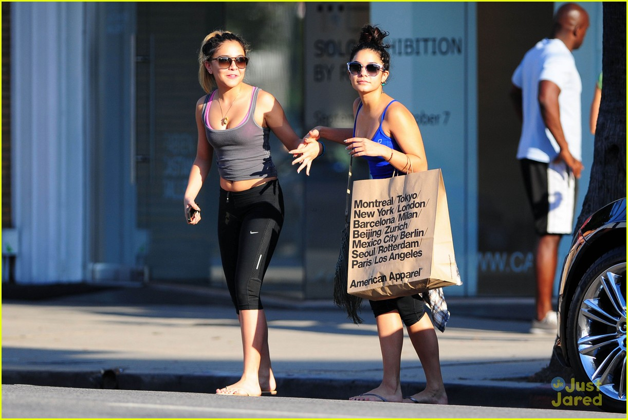 hudgens yoga sister 10