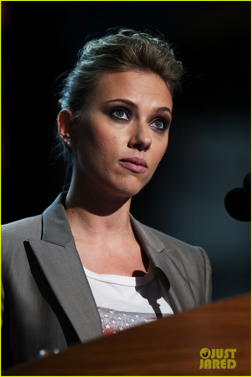 scarlett johansson speech democratic national convention 09