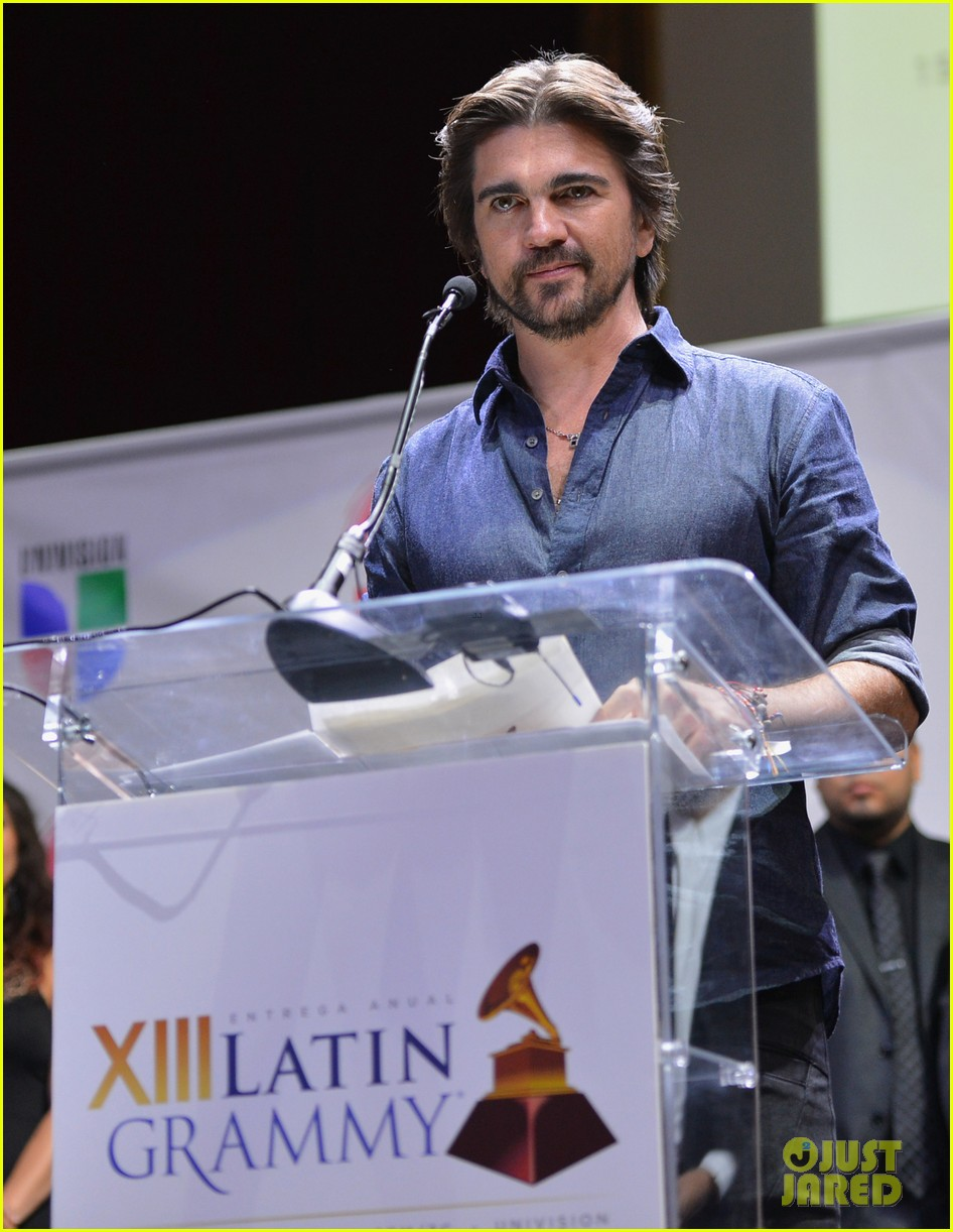 juanes latin grammys nominations announcement 03
