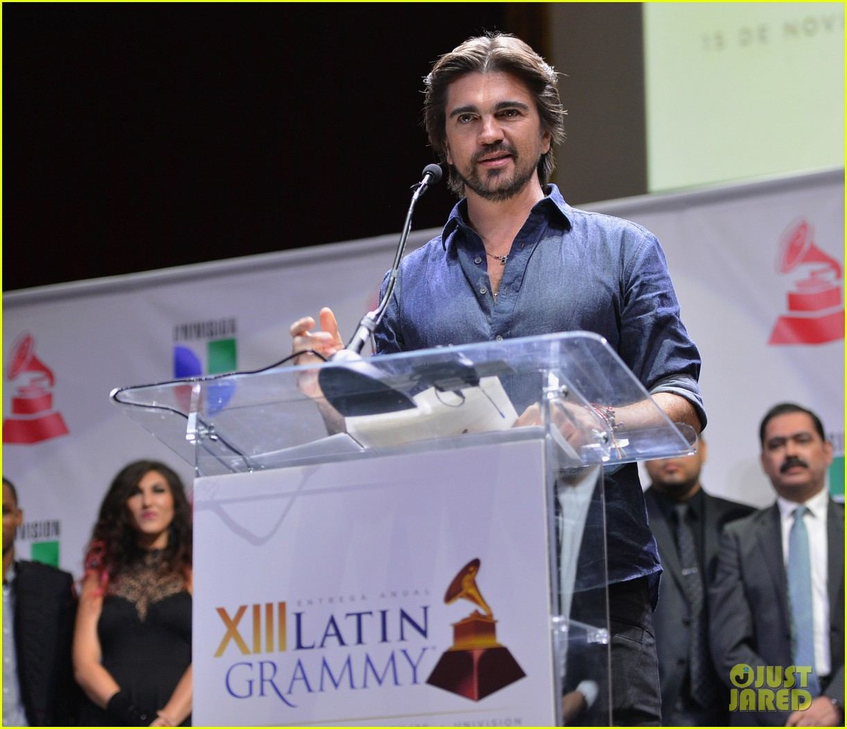 juanes latin grammys nominations announcement 09