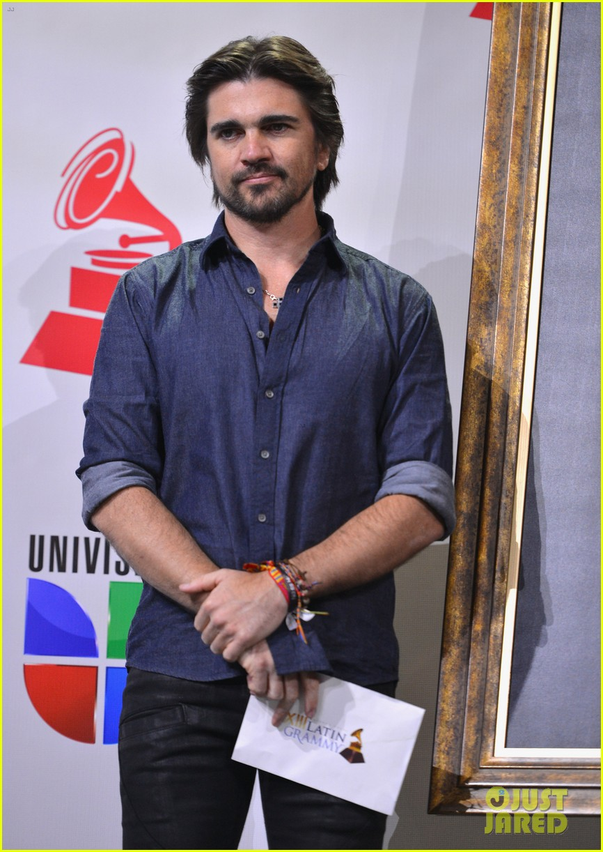 juanes latin grammys nominations announcement 10
