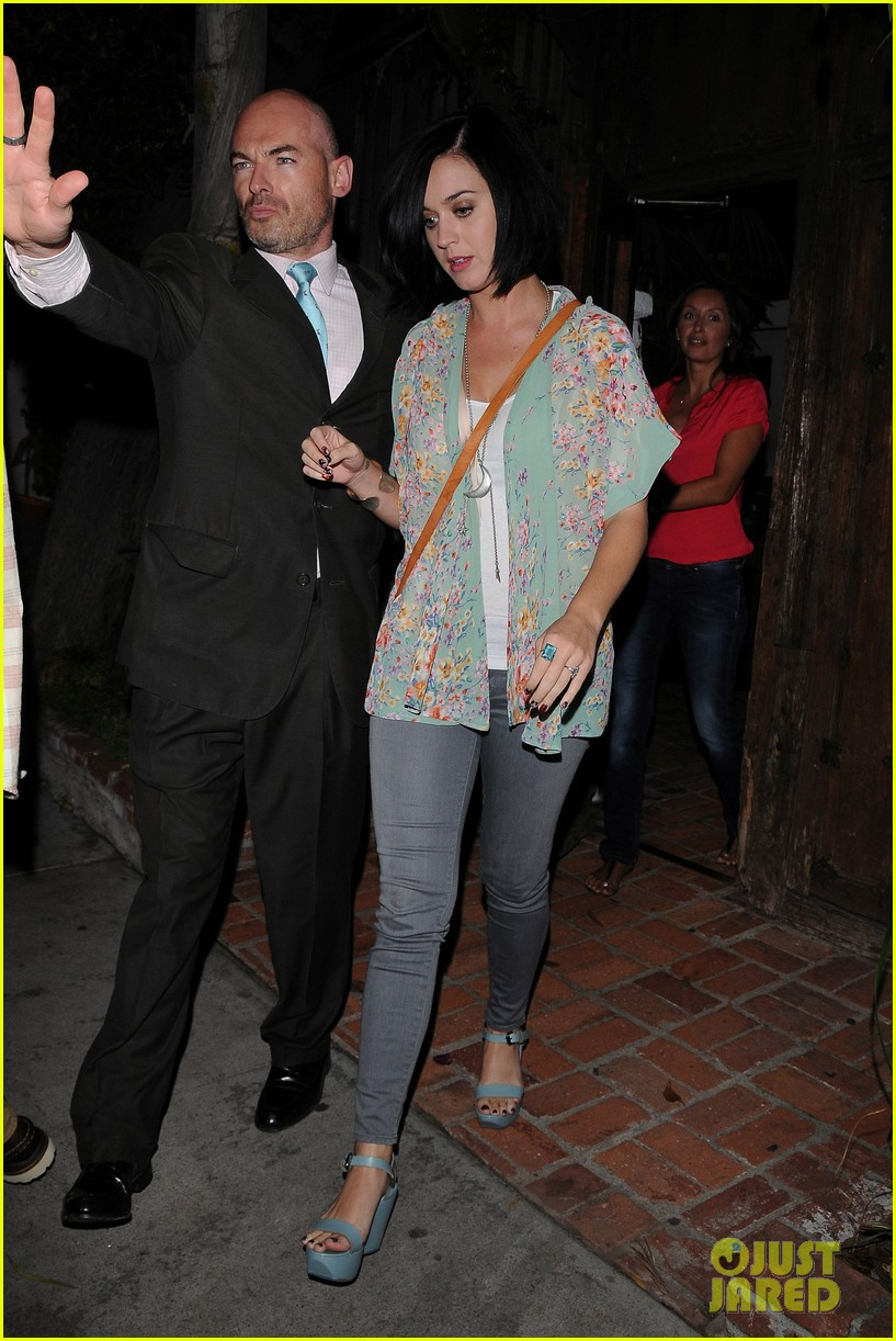 katy perry john mayer little door restaurant 062714365