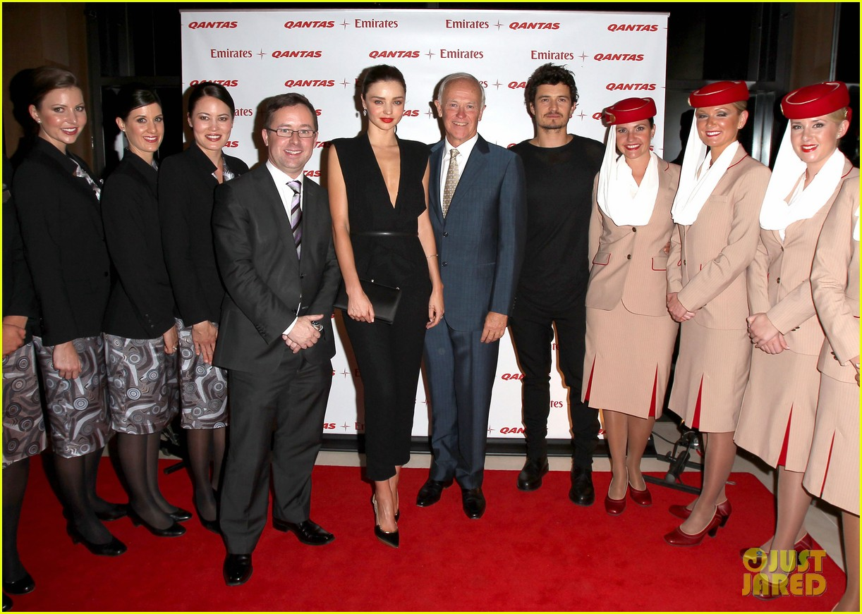 miranda kerr orlando bloom qantas emirates partner up 04