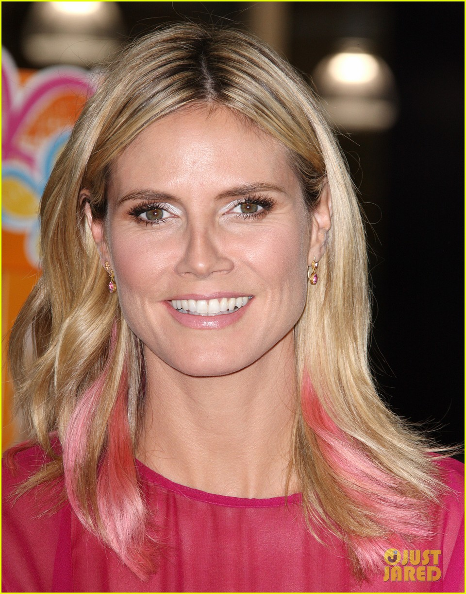 heidi klum truly scrumptious collection debut 042721821