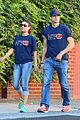 ashton kutcher mila kunis chicago bears couple 07